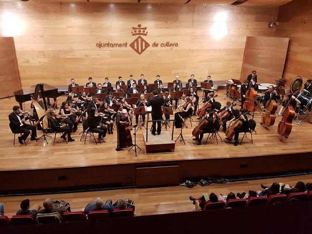 Anna Albelda i Orquestra-Auditori mercat